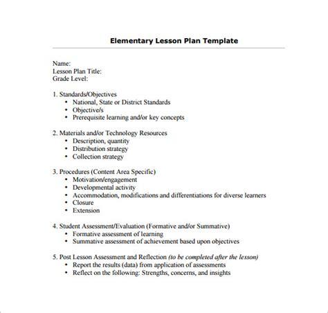 teacher lesson plan template   sample  format   premium templates
