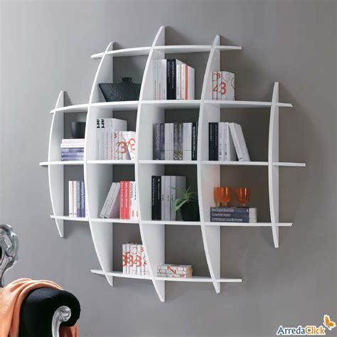 libreria a muro ikea librerie a parete levante