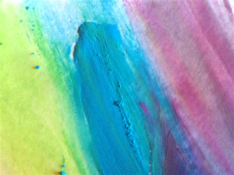 in pastels mini monets and mommies pastels diy finger paints