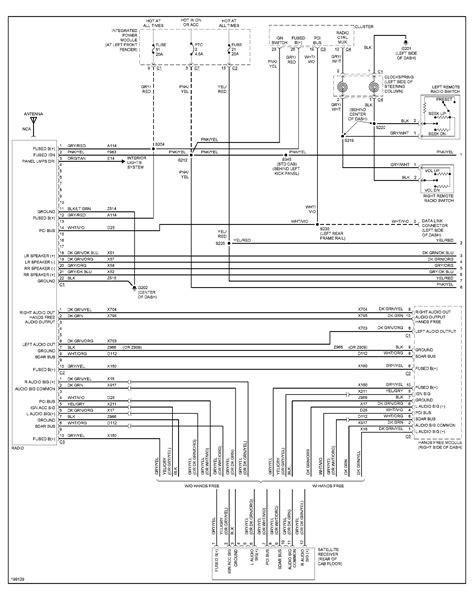 dodge ram  wiring diagram schematic wiring diagram