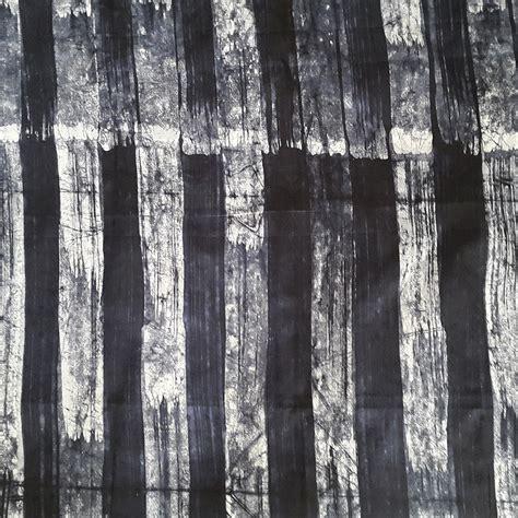 Batik Navy navy blue and white striped batik 2 4 yards urbanstax