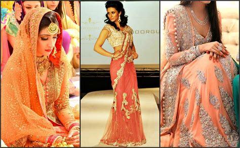Bridal Wear Gowns by Indian Wedding Dresses Bridal Gown Ideas Shaadi E Khas