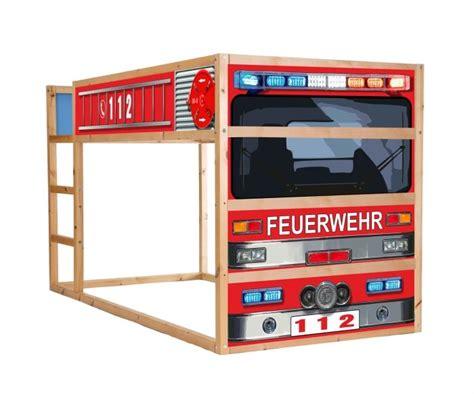 Aufkleber Ikea Möbel by Die Besten 25 Kinderbett Feuerwehr Ideen Auf