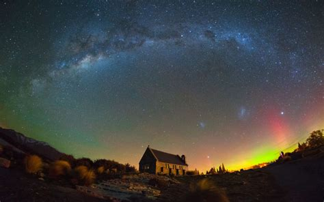 the best places to see the southern lights travel leisure