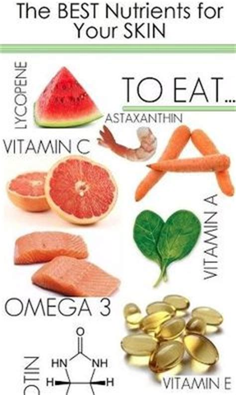 9 Best Foods For Your Skin by Food For Skin Exhale Diet Centre