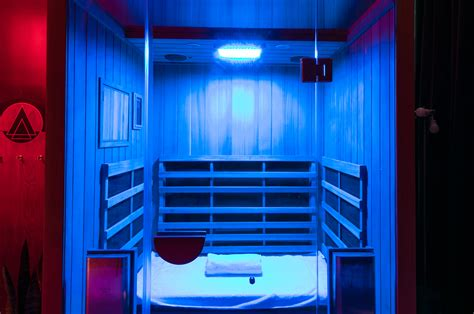 Detox Spa Nyc by Higherdose The Infrared Detox Spa The Fullest