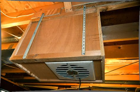 woodworking air cleaner diy ceiling air cleaner by thebarrister lumberjocks
