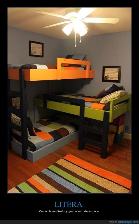 awesome Bunk Bed Room Ideas #3: cac10acfff9d7a1a0f32ea1b50954b61--bed-ideas-home-ideas.jpg