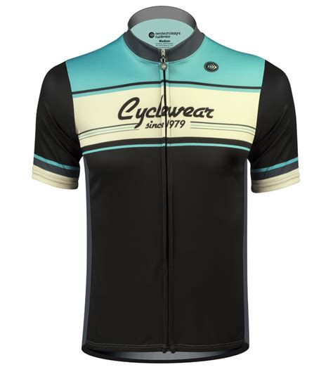 jersey jacket design maker atd designer 1979 retro active cyclewear biking jersey in