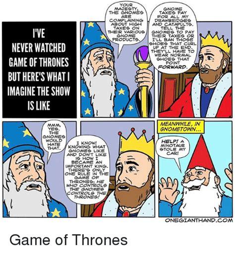David The Gnome Meme