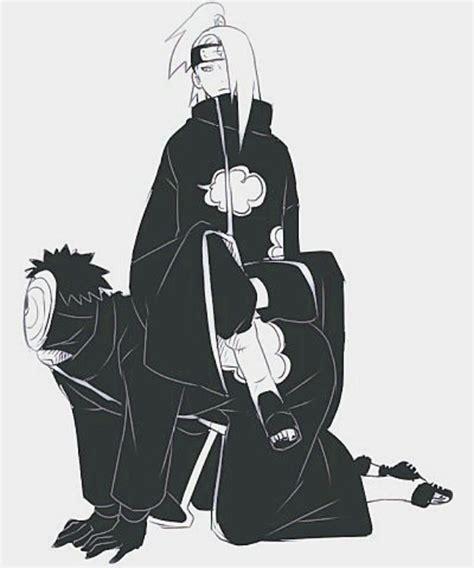 Kaos Deidara Akatsuki Chibi Boruto Anime 1000 images about shippuden