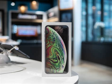 test iphone xs max