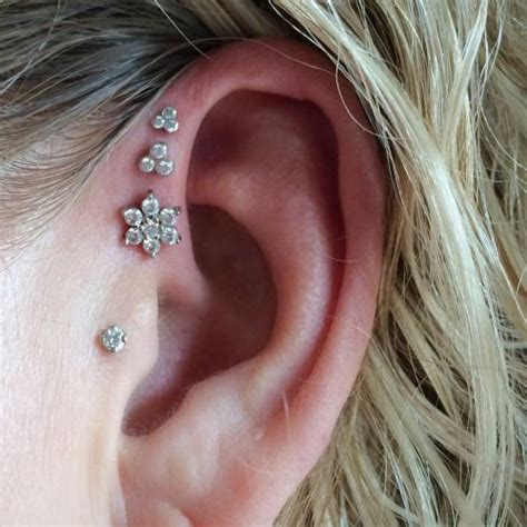 ear lobe piercing aftercare jewelry price