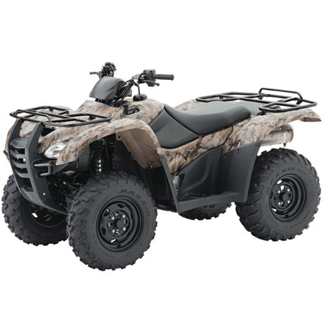 honda four wheelers used four wheelers for sale camouflage honda rancher 420 four