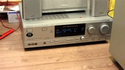 home theater philips receiver fr  caixas  fb