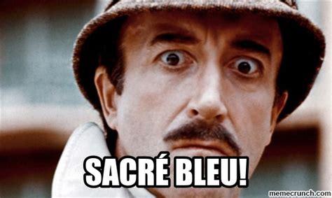 Jacques Meme - inspector clouseau sucre bleu