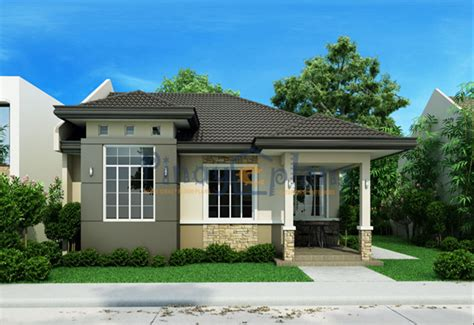 50 beautiful images of small bungalow house design ideal