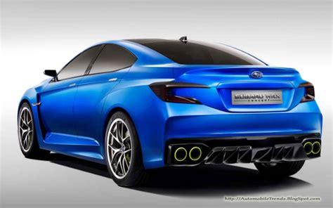 subaru concept automobile trendz 2014 subaru impreza wrx concept 6