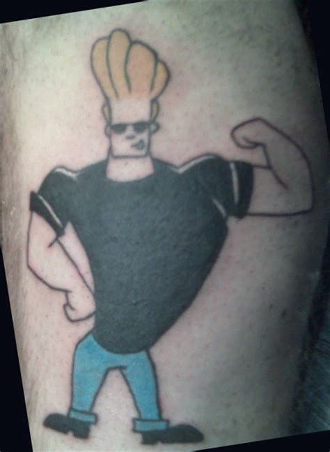 johnny tattoo pictures johnny bravo tattoo by kiartia on deviantart