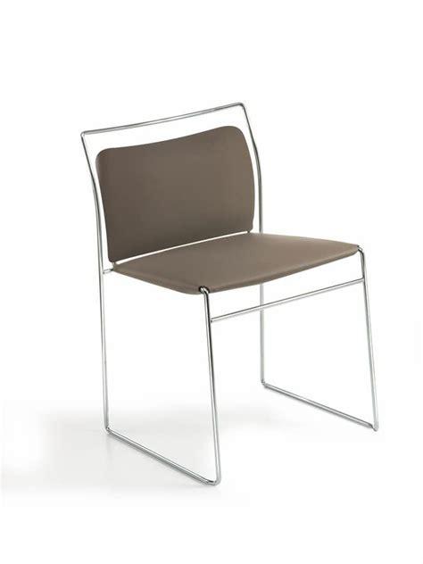 sedie per sale d attesa sedia a slitta imbottita per ufficio e sale d attesa