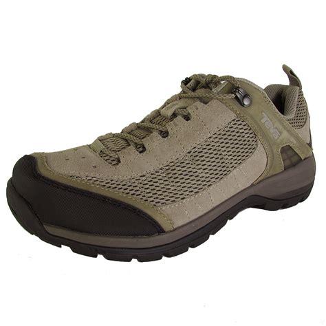 mens low cut hiking boots teva mens kimtah mesh low cut hiking shoes ebay