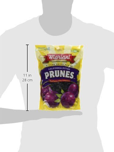 Mariani Pitted Dried Prunes 283g mariani pitted dried prunes 40 oz bag menuculture