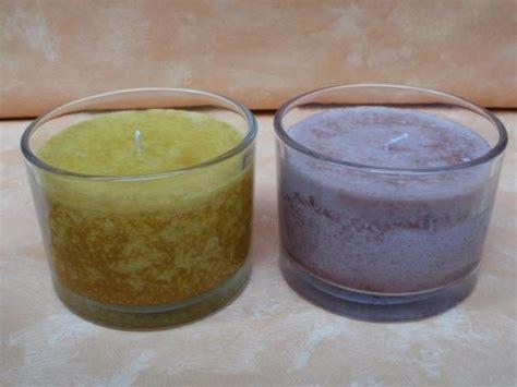 Kerze Im Glas by Kerze Im Glas Braun Gelb Rot Lila G 252 Nstig Bei Dekodor