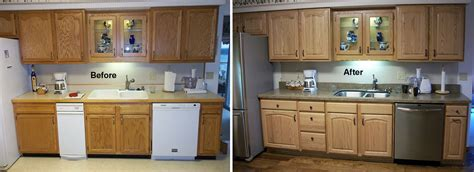 before and after kitchen cabinets kitchens before after eagle cabinets