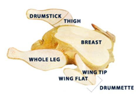 whole chicken parts diagram ambos seafoods seafood wholesaler and distributor in