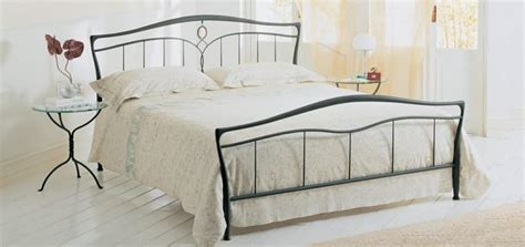 wrought iron bed wrought iron bed with cameo decoration idfdesign