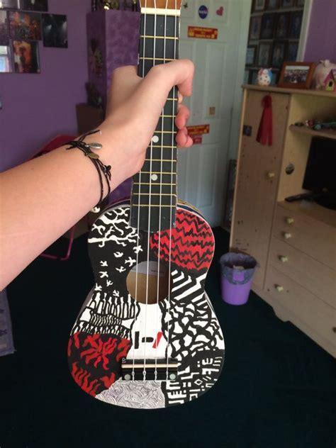 tattoo ukulele chords 25 best ideas about ukulele art on pinterest painted