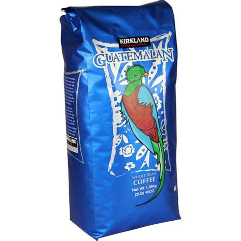 Kirkland Signature Guatemalan Whole Bean Coffee from Costco   Instacart