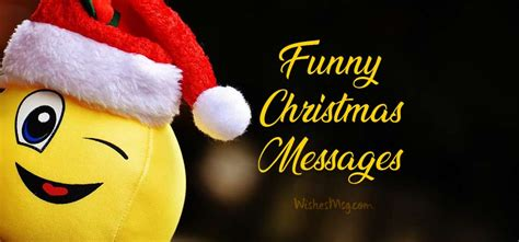funny christmas wishes messages  quotes wishesmsg