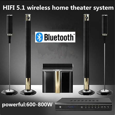 brand  hot  wireless home theater system  cinema