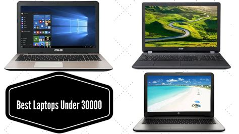 Best Laptop For Mba Students 2017 India by Top 10 Best Laptops 30000 In India Reviews