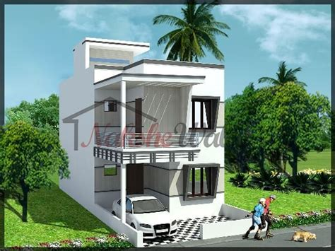 Small Home Front Elevation Small House Elevations Small House Front View Designs