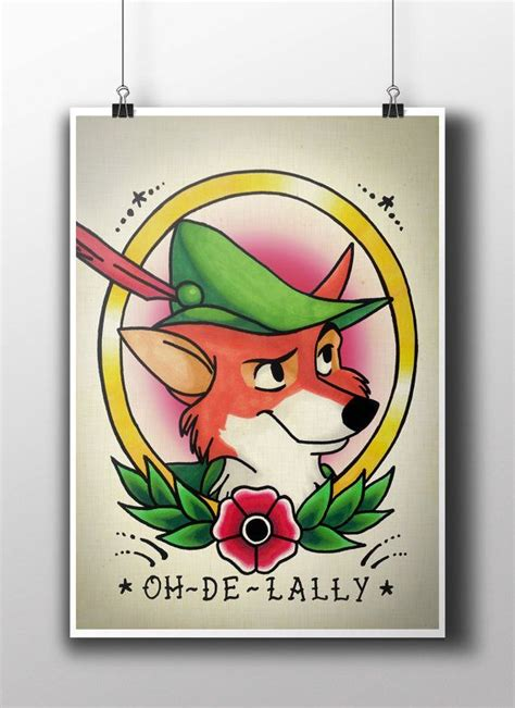 robin hood tattoo designs 25 best ideas about disney robin hoods on