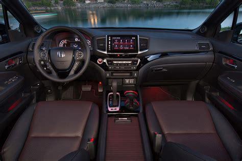 Ridgeline Interior by Honda Ridgeline Reviews And Rating Motor Trend