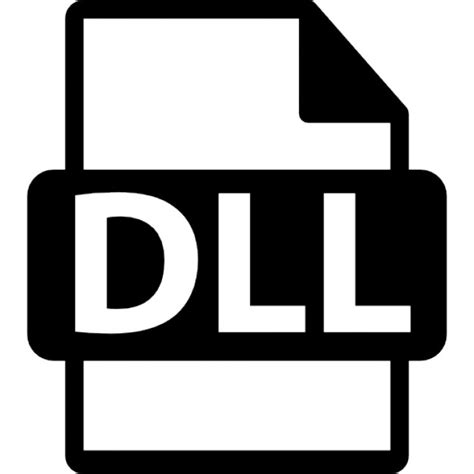 Format File Dll | dll file format symbol icons free download