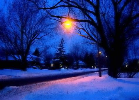 treklens snow glow photo