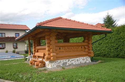 Pavillon Gross by Pavillon Rustikal Gro 223 Timber