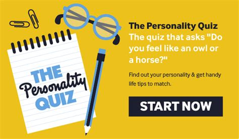 test quiz free and insightful personality tests visualdna