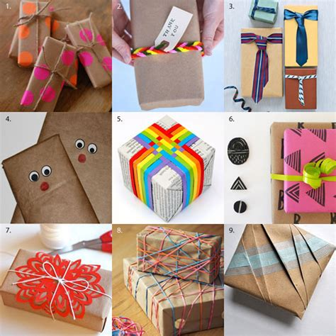 easy gift wrapping ideas 9 creative ideas for easy gift wrap apartment
