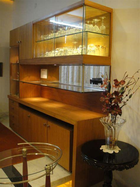 Living Room Crockery Unit Crockery Unit Designs In Living Room Studio Design