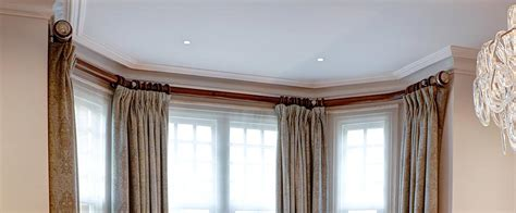 bay window curtain track corded corded curtain track for bay windows uk gopelling net