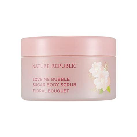 Shinzu I Scrub 200 G Promo nature republic me sugar scrub floral bouquet 200g