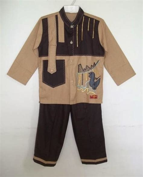 Baju Polisi Laki Laki No 1 4 Baju Profesi 1 model baju muslim anak laki laki dannis terbaru
