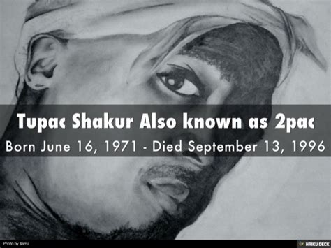 Tupac Shakur Also Search For Tupac Shakur Also Known As 2pac