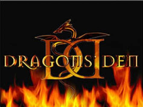 Dragons Den Dragons Den