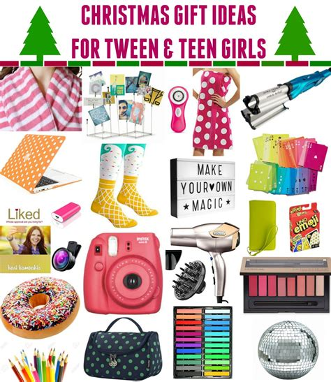 christmas ideas for teens tween girls 187 whatever